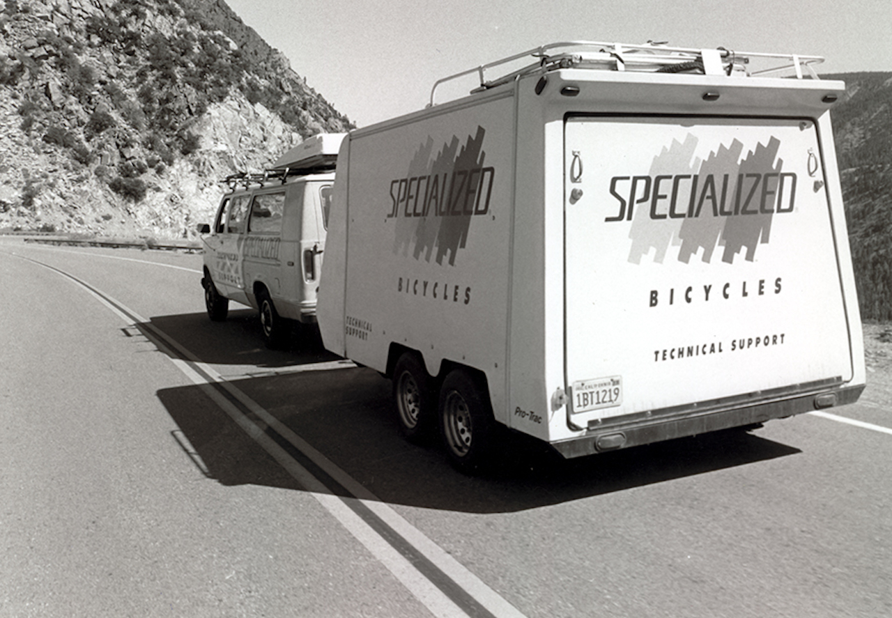 '92 Specialized Race Support