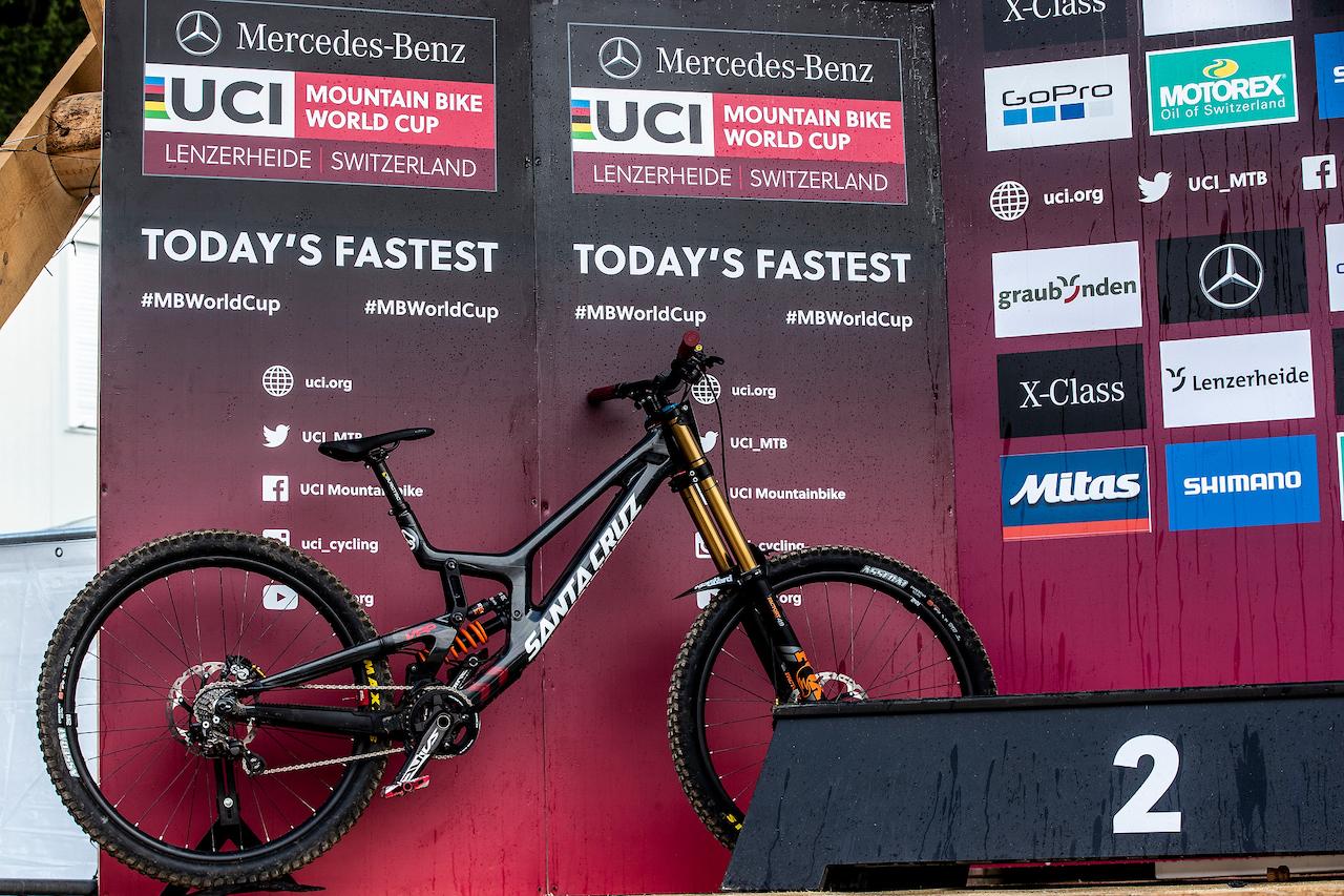 Lenzerheide, UCI MTB World Cup