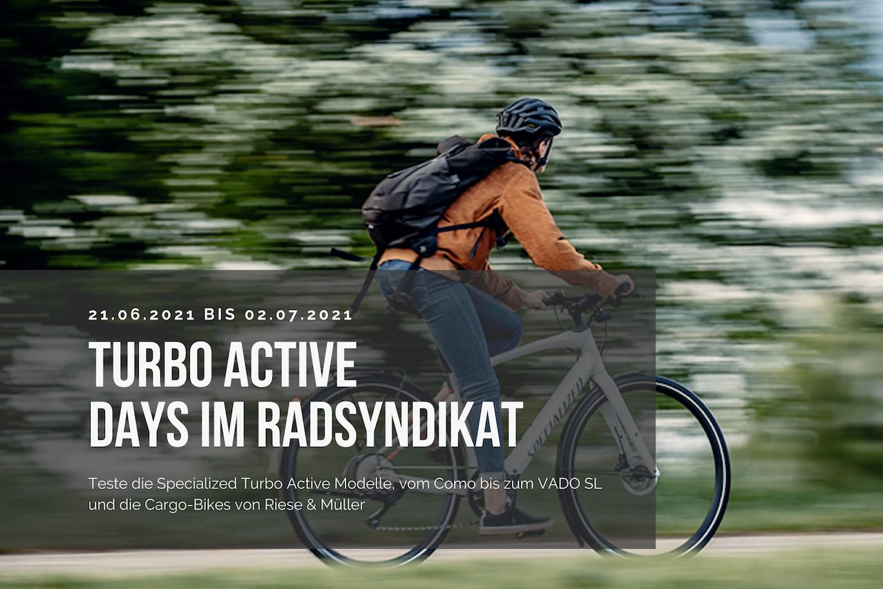 Turbo Active Days im RADsyndikt Rosenheim