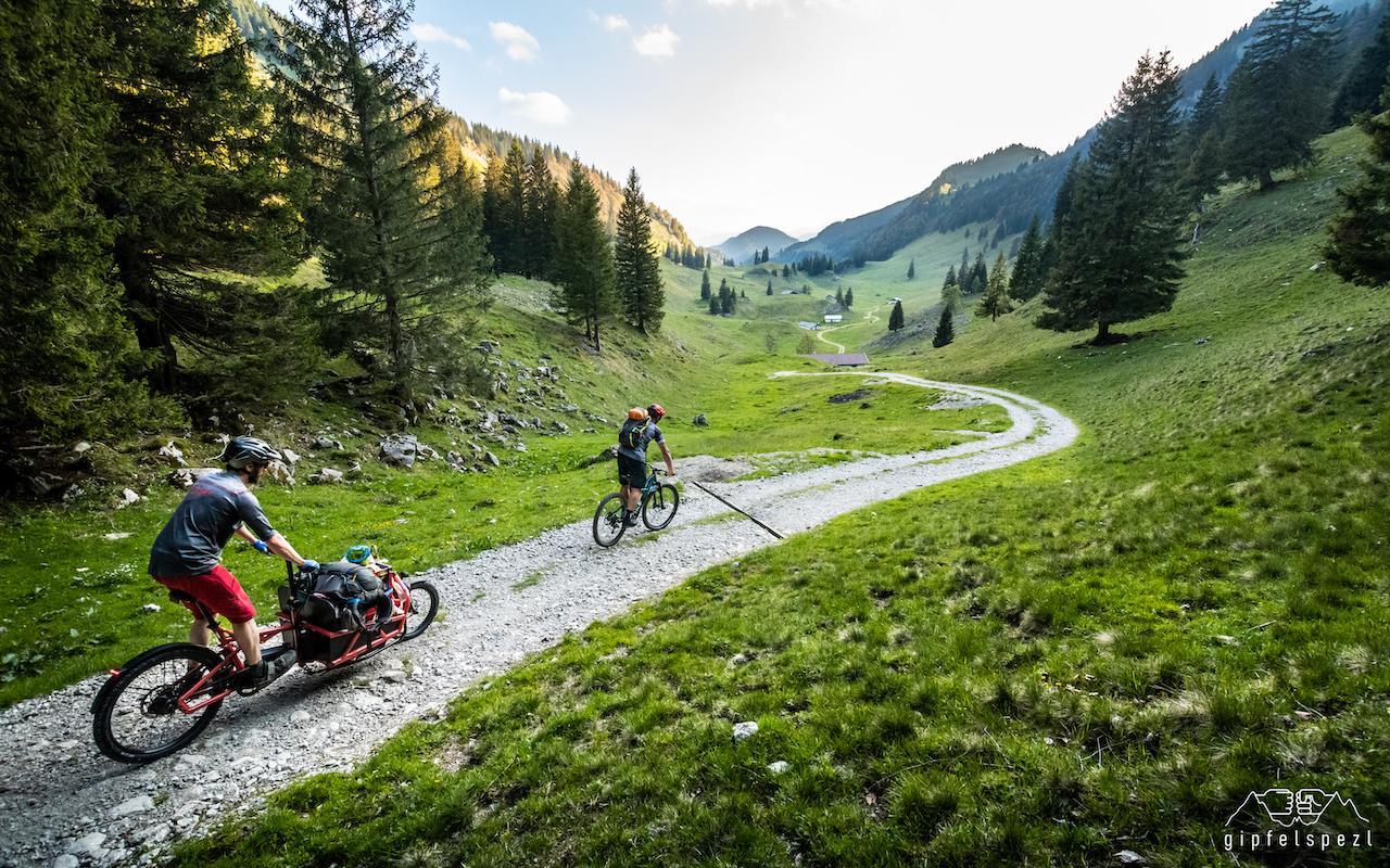 Riese & Müller LOAD 60 und die Gipfelspezl