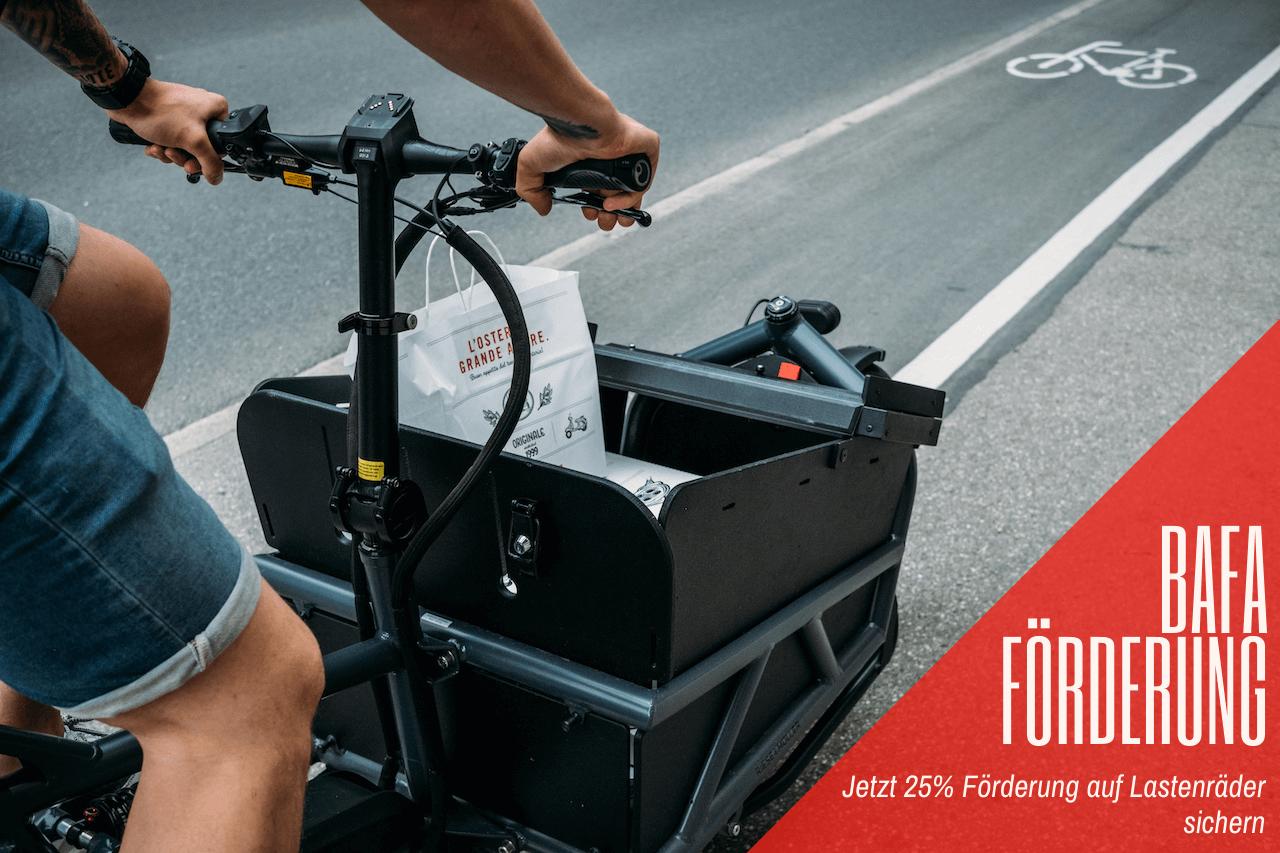 Bafa Cargo Bike Förderung